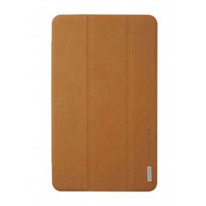 Book Case Baseus Grace for Samsung SM-T330 Galaxy Tab 4 8.0 Brown - White 6953156228740