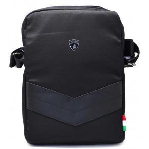 Shoulder Bag Lamborghini for Apple iPad 3/4 and Tablet 9.7 Black (16.5 cm x 25 cm) 6955250269056