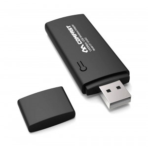 Wireless USB 3.0 Adapter Comfast CF-912AC 1200 Mbps 6955410012348
