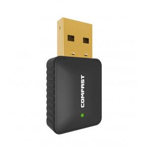 Wireless USB Adapter Comfast CF-915AC 600 Mbps 6955410013048