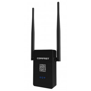 Wifi Repeater / Extender Dual Band Hi-Speed Comfast CF-WR750AC V2.0 750Mbps με Διπλή Κεραία 6955410013239