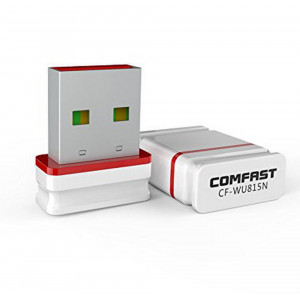 Auto Installation Wireless USB Adapter Comfast CF-WU815N 150 Mbps 6955410013741