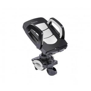 Βάση Στήριξης Ποδηλάτου Hoco CA14 για Smartphone έως 7' Ίντσες Γκρι 6957531045335