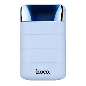 Power Bank Hoco B29 Domon 10000 mAh με 2 USB Θύρες Μπλε 6957531055563
