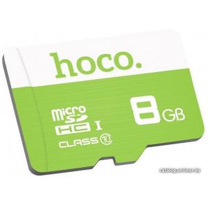 Κάρτα Μνήμης Hoco MicroSDHC 16GB Class 10 6957531085805