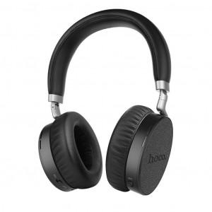 Wireless Ακουστικά Stereo Hoco S3 Nature Sound με Active Noise Cancellation (ANC) Μαύρα 6957531095699