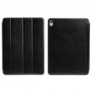 Θήκη Book Hoco Retro Leather για Apple iPad Pro Μαύρη 6957531099321