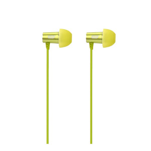 Hands Free Desoficon IVE0001 H1 Metallic Earphone Stereo 3.5mm Πράσινο 6959949407927
