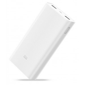 Power Bank Xiaomi PLM06ZM 2C 20000 mAh Λευκό 6970244527301
