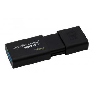 USB 3.0 Kingston Data Traveler 100 G3 16GB   DT100G3/16GB 740617211702