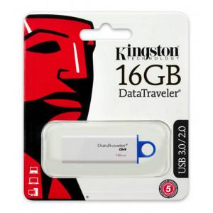 USB 3.1 Gen 1 Kingston Data Traveler G4 16GB DTIG4/16GB 740617220452