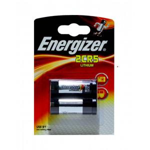 Μπαταρία Lithium Energizer 2CR5 6V Τεμ. 1 7638900057003