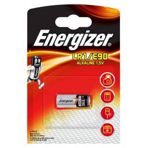 Μπαταρία Αλκαλική Energizer LR1/E90 1.5V Τεμ. 1 7638900083064