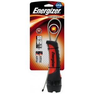 Φακός Energizer WorkPro 1 Led 13 Lumens με Μπαταρίες AA 2 Τεμ. Μαύρο 7638900271300