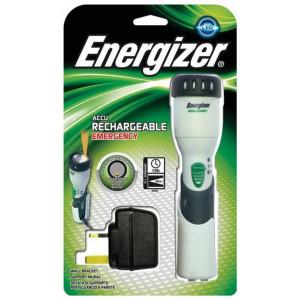 Φακός Energizer Led Επαναφορτιζόμενος Εκτάκτου Ανάγκης με Επιτοίχια Βάση Στήριξης 7638900285048