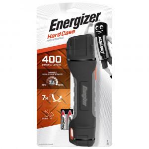 Φακός Energizer HardCase 400 Lumens με Μπαταρίες 4xAA Μαύρο 7638900287448