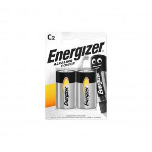 Μπαταρία Αλκαλική Energizer Alkaline Power LR14 size C Τεμ. 2 7638900297324