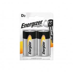 Μπαταρία Αλκαλική Energizer Alcaline Power LR20 size D Τεμ. 2 7638900297331