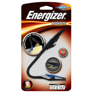 Torch Energizer Booklite Led 11 Lumens with Batteries 2 x CR2032 Black 7638900383911