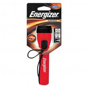 Φακός Energizer LED 25 Lumens με Χαμηλό Βάρος Κόκκινος 7638900386677