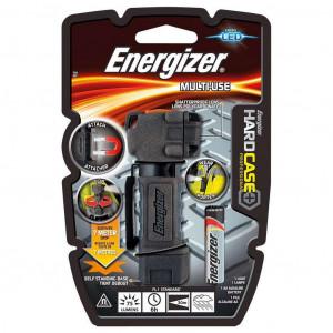 Φακός Energizer Hardcase Multiuse Compact Mini Light 75 Lumens με 1 AΑ Μπαταρία και Ανθεκτικό σε Πτώσεις. Μαύρο 7638900423808