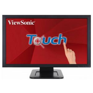Monitor ViewSonic TD2421 24 Touch-LED Full HD 1920 x 1080 5MS 50M:1 200CD VGA/DVI/HDMI/MVA SP 766907851915