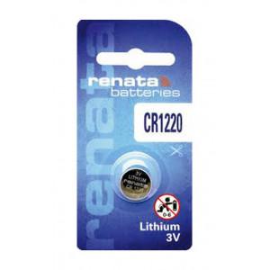 Buttoncell Lithium Electronics Renata CR1220 Pcs. 1 785618182927