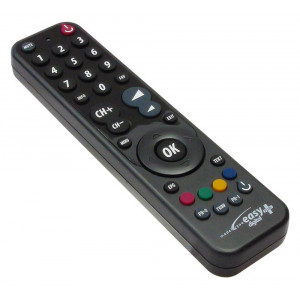 Remote Control Made For You Easy Digitial Plus for TV and DTT Programmable via H/Y 8028626030746