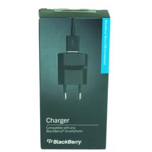 Φορτιστής Ταξιδίου BlackBerry ACC-39501-201 με Αποσπώμενο Καλώδιο Micro USB 750 mAh 843163090323
