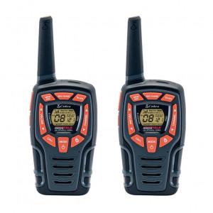 Walkie Talkie Cobra AM845  Μαύρο Εύρος Κάλυψης 10 km 856062006258