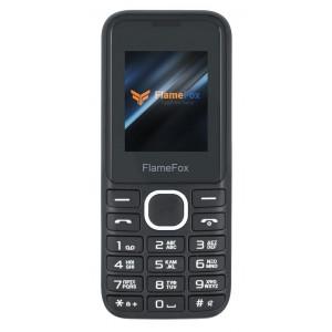 FlameFox Easy3 (Dual Sim) με Bluetooth, Ραδιόφωνο, Καλώδιο Φόρτισης GR 8595651901018