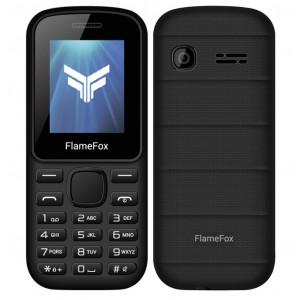 FlameFox Easy4 (Dual Sim) 1.77 με Bluetooth, Ραδιόφωνο, Κάμερα 8595651901025