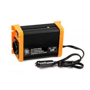 Μετασχηματιστής Ρεύματος All Ride 12V / 230V 150W + USB 8711252486123