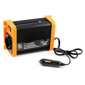 Power Inverter All Ride 24V / 230V 150W + USB 8711252486154