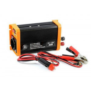 Power Inverter All Ride 12V / 230V 300W + USB 8711252486161