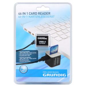 Memory Card Reader 46 in 1 Grundig 8711252515915