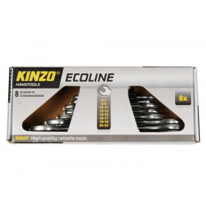 Spanner Set Kinzo 8 Pcs 8711252719788