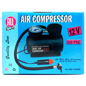 Mini Compressor All Ride 12V 250PSI 8711252998008
