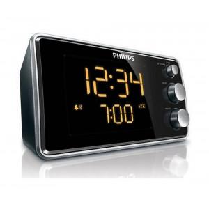 Clock Radio Philips AJ3551 Black 8712581484859