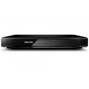DVD player Philips DVP2850 Μαύρο με Υποδοχή Usb 8712581670740