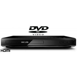DVD player Philips DVP2880 HDMI Μαύρο με Υποδοχή Usb 8712581670757