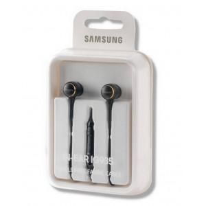 Hands Free Stereo Samsung EO-IG935BBEGWW In-Ear για SM-G935F Galaxy S7 Edge 3.5 mm Μαύρο 8806088353388
