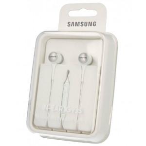 Hands Free Stereo Samsung EO-IG935BWEGWW In-Ear για SM-G935F Galaxy S7 Edge 3.5 mm Λευκό 8806088353395