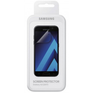 Screen Protector Samsung ET-FA320CTEGWW για SM-A320F Galaxy A3 (2017) Curved Full Face (2 Τεμάχια) 8806088628165