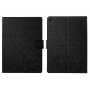 Book Case Goospery Fancy Diary for Apple iPad Mini 4 Black by Mercury 8806174343491