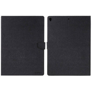 Book Case Goospery Fancy Diary for Apple iPad Pro (2017) 12.9 Black by Mercury 8806174394301