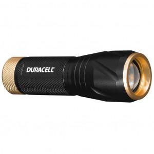 Φακός Αλουμινίου Duracell Tough 5W Led Αδιάβροχος Μαύρος MLT-2C / 180 Lumens/Απόσταση 151m 884620023683