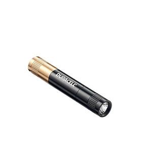 Φακός Αλουμινίου Duracell Tough 1 Led Super-Clear Αδιάβροχος Μαύρος KEY-3 / 20 Lumens/Απόσταση 27m 884620033828