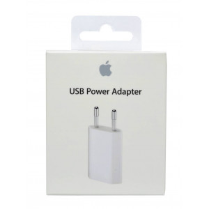 Travel Charger Apple A1400 MD813ZM/A for iPhone 6/6 Plus 1000 mAh Original 885909627349