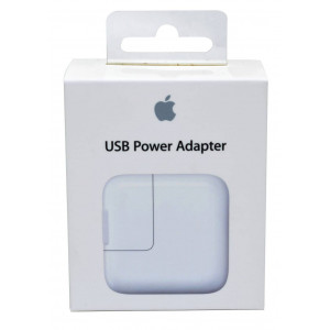 Travel Charger Apple 12W A1401 MD836ZM/A for iPhone/ iPad/ iPod 2400mAh Original 885909651603
